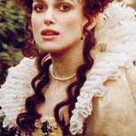 Keira Knightly se convierte en Elizabeth I para una exposición