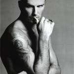 David Beckham ¿actor?