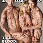 Los protagonistas de 'True Blood' se desnudan para Rolling Stones