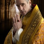 Jeremy Irons es el Papa Borgia