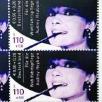 Audrey Hepburn en venta, por caridad