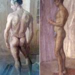 Sean Connery, un 'James Bond' desnudo