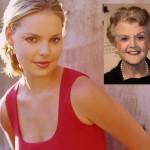 Angela Lansbury será la hija de Katherine Heigl