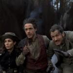 Lisbeth Salander se codea con Watson y Holmes