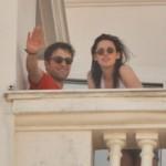 Robert Pattinson y Kirsten Stewart ya ruedan 'Amanecer'