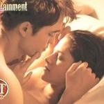 Bella y Edward entre las sábanas