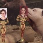 Heidi, la zarigüeya bizca, escoge a Natalie Portman
