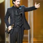 Christian Bale, el chico malo se lleva el OSCAR
