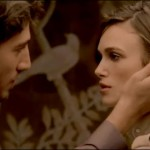 Keira Knightley y Alberto Ammann. Chicos Chanel