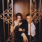 Leonardo DiCaprio y Kate Winslet en 'Titanic', la pareja más romantica
