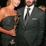 Charlize Theron y Keanu Reeves, un amor que traspasa la pantalla