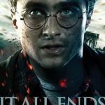 Un Harry Potter sólo en el nuevo poster de HP7, parte 2