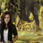 Kirsten Stewart y Chris Hemsworth son 'Blancanieves y el cazador'
