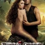 Philip y Syrena, los otros compañeros de Jack Sparrow