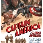 El toque retro de 'Capitán América'