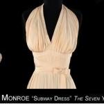 Más de 4 millones de dólares por el vestido de Marilyn