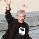 Sir Ian McKellen apostó por Donostia-San Sebastian