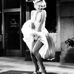 A subasta el vestido que lució Marilyn en 'La tentación vive arriba'