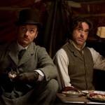 Sherlock Holmes y Watson volverán a las carteleras el 5 de enero