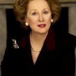 Meryl Streep es 'La dama de hierro'