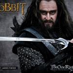 Thorin Escudo de Roble y sus 12 enanos