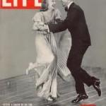 Tal día como hoy... Fred Astaire y Ginger Rogers eran portada de LIFE