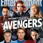 'Los Vengadores' se asoman a las portadas