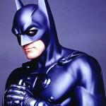 George Clooney y su BATMAN