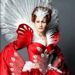 La colorista Blancanieves de TARSEM
