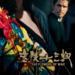 Christian Bale entre 'Las flores de la guerra'