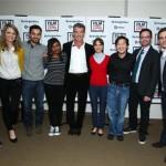 Natalie Portman y Steve Carell en el remake de 'El apartamento'