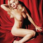Filtran en Internet las fotos de Lindsay Lohan desnuda para Playboy