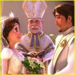 Rapunzel se casa