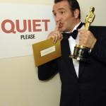 'The Artist' se corona en la noche de los Oscar