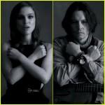 Natalie Portman y Johnny Depp actúan para los McCartney