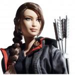 Mattel lanza la Barbie Katniss Everdeen de 'Los Juegos del Hambre'