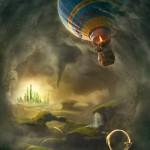 'Oz, el grande y poderoso' ya tiene poster