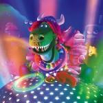 Rex, el dinosaurio de 'Toy Story', en todo su esplendor