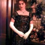 La primera prueba de cámara de Kate Winslet para TITANIC