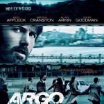 Argo contra destinos vacacionales en la cartelera