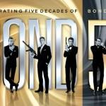 Bond, un agente de 50 años