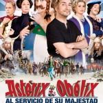 Asterix, Obelix, Pi, los Guardianes y un Invasor