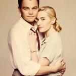 Leonardo DiCaprio lleva a Kate Winslet al altar