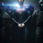 SUPERMAN arrestado en un nuevo poster