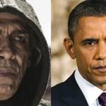 ¿Es Obama el rostro de Satán?