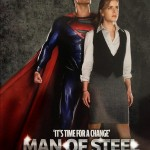 Lois Lane y Superman en portada