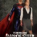 Lois Lane y Superman en portada