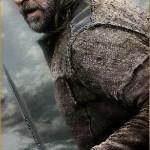 Russell Crowe y Anthony Hopkins son Noé y Matusalen