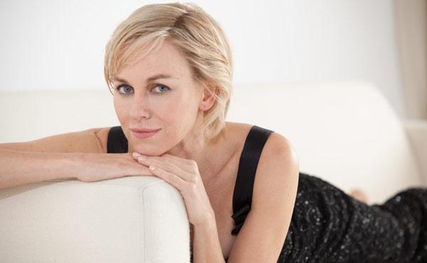 Naomi Watts es 'Diana'