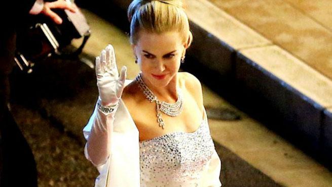 Nicole Kidman es Grace Kelly